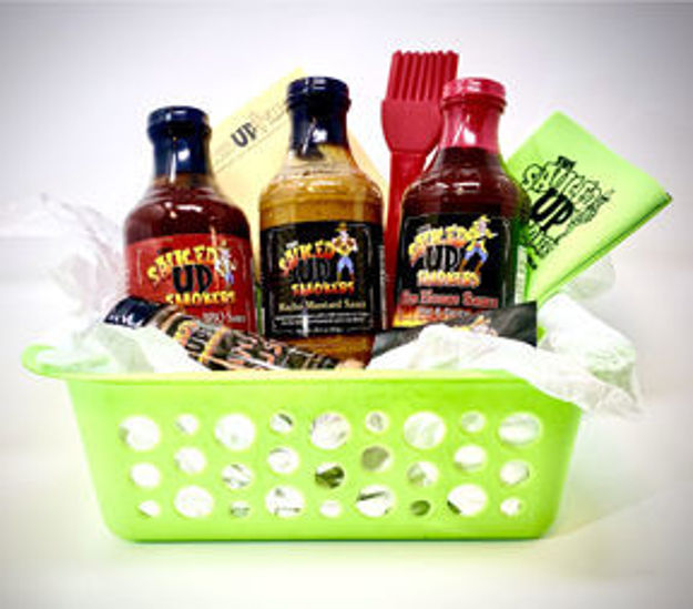 Picture of Sauce Gift Basket